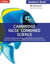 "Cambridge IGCSEâ""¢ Combined Science Student's Book"