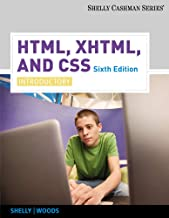 HTML, XHMTL, and CSS: Introductory
