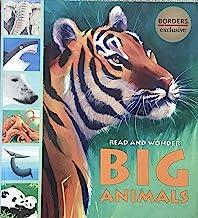 Title: Big Animals Read and Wonder
