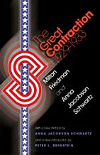 The Great Contraction 1929-1933: New Edition