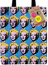 Tote Bag Canvas Andy Warhol Marilyn Monroe