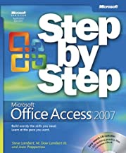 Microsoft® Office Access 2007 Step by Step