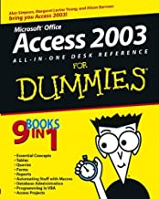 Access 2003: All-In-One Desk Reference for Dummies