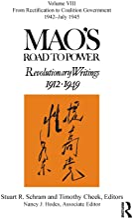 Mao's Road to Power: Revolutionary Writings: Volume VIII