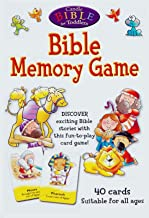 Candle Bible for Toddlers Bible Memory Game