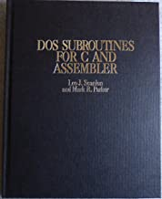 DOS Subroutines for C and Assembler/Book and Disk