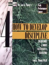 How to Develop Discipline to Become a More Successful Investor: 004