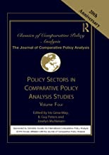 Policy Sectors in Comparative Policy Analysis Studies: Volume Four