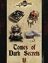 Tomes of Dark Secrets (5E)
