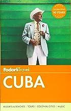 Fodor's Travel Cuba [Lingua Inglese]