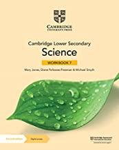Cambridge lower secondary science. Workbook 7. Per la Scuola media. Con e-book. Con espansione online