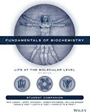 Fundamentals of Biochemistry Student Companion: Life at the Molecular Level