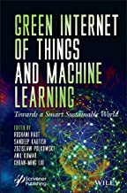 Green Internet of Things and Machine Learning: Towards a Smart Sustainable World