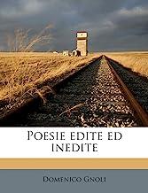 Poesie Edite Ed Inedite