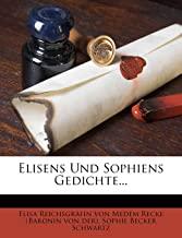 Elisa Reichsgräfin von Medem Recke (Baronin von der): Elisen
