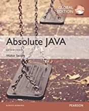 MyProgrammingLab with Pearson eText -- Access Card -- for Absolute Java, Global Edition