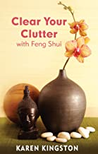 Clear Your Clutter With Feng Shui (Large Print Book)
