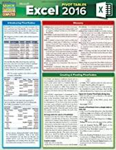 Excel 2016 Pivot Tables