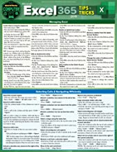Microsoft Excel 365 Tips & Tricks 2019: A Quickstudy Laminated Software Reference Guide