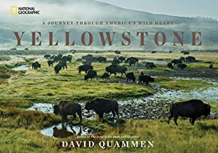 Yellowstone: A Journey Through America's Wild Heart [Lingua Inglese]