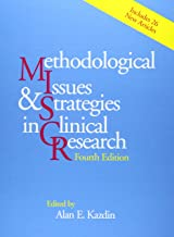 Methodological Issues & Strategies in Clinical Research