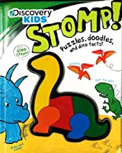 Discovery Kids Stomp!: Puzzles, Doodles, and Dino Facts!