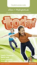 Today! 1 Students' MEL and eText Access Card