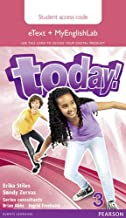 Today! 3 Students' MEL and eText Access Card