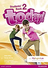 Today! 2 Students' Book and MyLab Pack