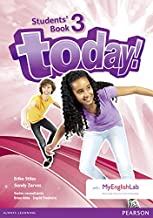 Today! 3 Students' Book and MyLab Pack