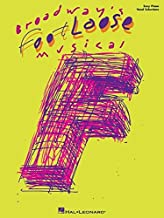 Footloose Broadway Musical: Easy Piano Vocal Selections