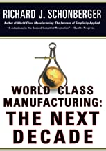 World Class Manufacturing the Next Decade: Building Power, Strength, and Value