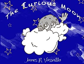 The Curious Moon - Coloring Book