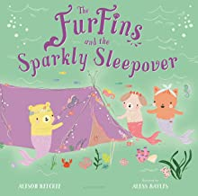 The Furfins and the Sparkly Sleepover