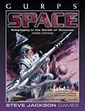 GURPS Space: For Third Edition