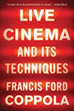 Live Cinema and Its Techniques