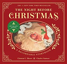 The Night Before Christmas Recordable Edition: The #1 New York Times Bestseller