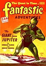 Fantastic Adventures, June 1942