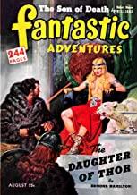 Fantastic Adventures, August 1942