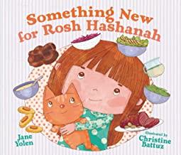 Something New for Rosh Hashanah