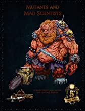 Mutants and Mad Scientists (5E)