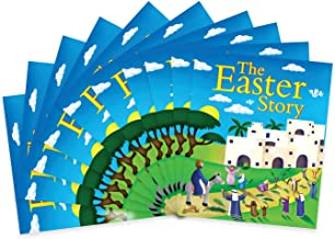 The Easter Story: Pack of 10 (Candle Bible for Kids): 10 Pack