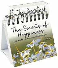 Les secrets du bonheur: Fais plus pour te rendre plus heureux. 365 citations pour chaque jour
