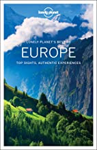 Lonely Planet Best of Europe [Lingua Inglese]