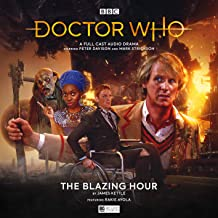 Doctor Who: The Monthly Adventures #274 The Blazing Hour