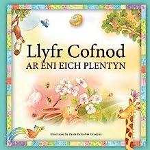 Llyfr Cofnod Ar Eni Eich Plentyn