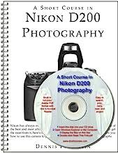 A Short Course in Nikon D200 Photography book/ebook
