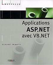 Applications ASP.NET avec VB.Net