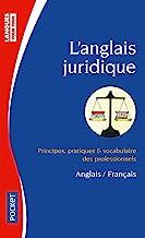 L'anglais juridique: L'Anglais Juridique (Poche)