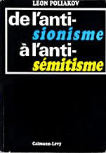 De l'antisionisme à l'antisémitisme